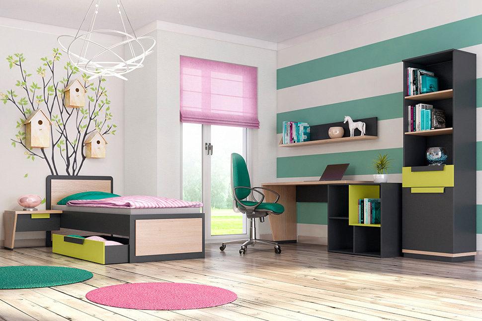 Детская мебель Szynaka WOW