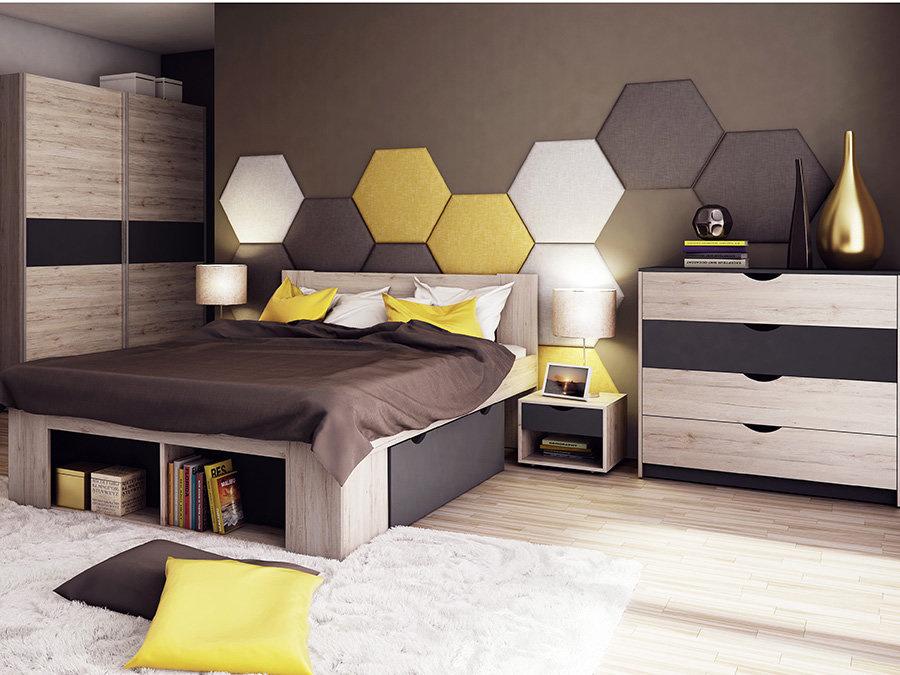 Спальня Szynaka ROMA